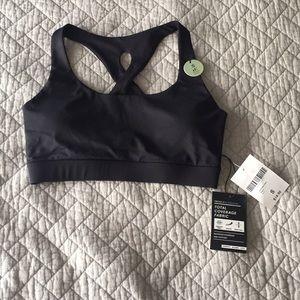 Forever 21 Black sports bra Brand New